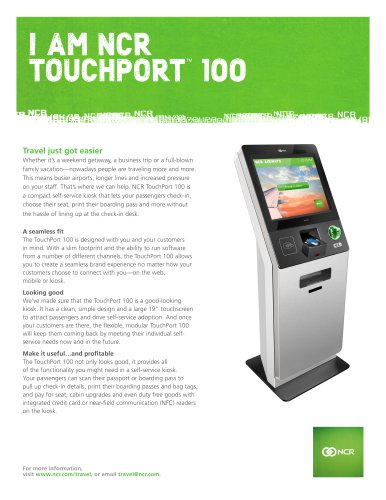 TouchPort 100