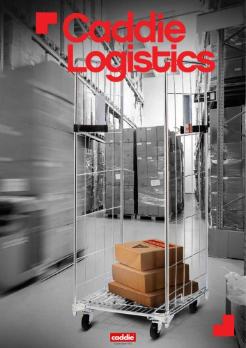 CADDIE.LOGISTIC SOLUTIONS 2019