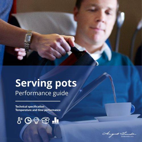 Serving Pots