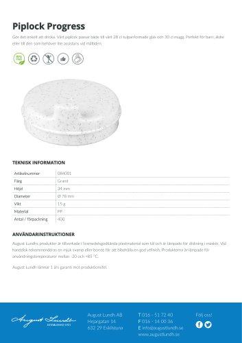 Sipper lid