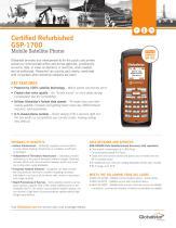 GSP-1700 Mobile Satellite Phone