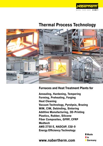 Thermal Process Technology