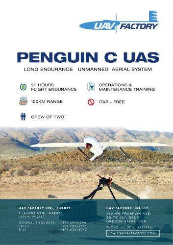 Penguin C UAS