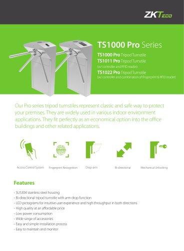 TS1000 Pro Series