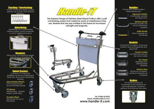 Handle-It Gate Fold A4