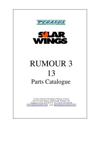 RUMOUR 3 13