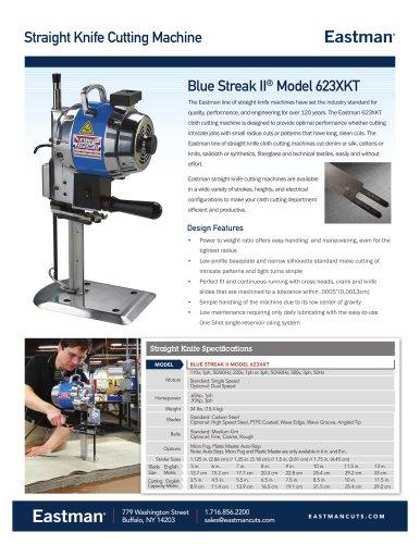 Blue Streak II® Model 623XKT