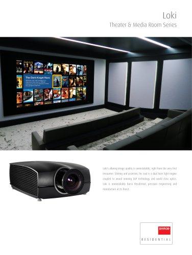 Loki Theater & Media Room Series