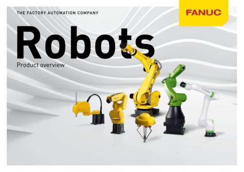 Robots - Product overview