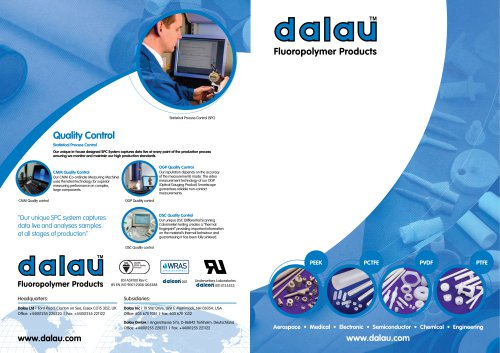 Dalau brochure