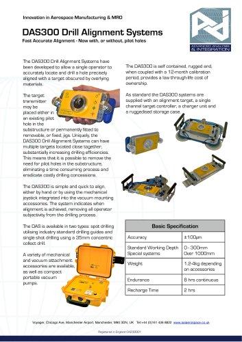 DAS300 Drill Alignment Systems