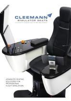 Cleemann Simulator Seats