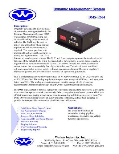 DMS-E604