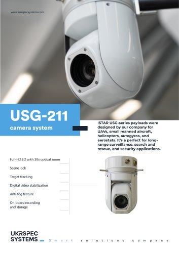 USG-211 EO camera system