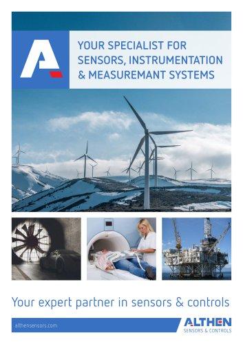 About Althen Sensors & Controls