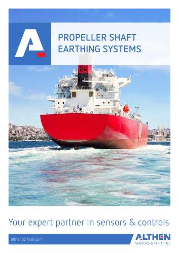 Propeller Shaft Earthing System