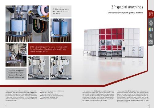 ZP special machines