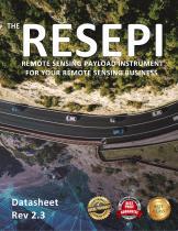 RESEPI — Remote Sensing, LiDAR and Photogrammetry Payload Instrument