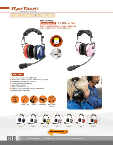 PH-100A for Kids
